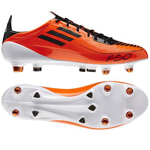 593479d8 Бутсы футбольные Adidas F50 adizero XTRX SG (Syn) (оранжевый/черный ...