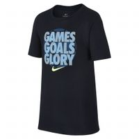 Детская футболка NIKE DRY TEE GAMES,GOALS,GLORY JR