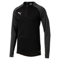 Кофта PUMA FTBLNXT 1 4 ZIP TOP CORE SR