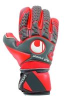Вратарские перчатки UHLSPORT AERORED ABSOLUTGRIP FINGER SURROUND SR