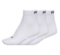 Носки PUMA QUARTER 3-PACK (WHITE)