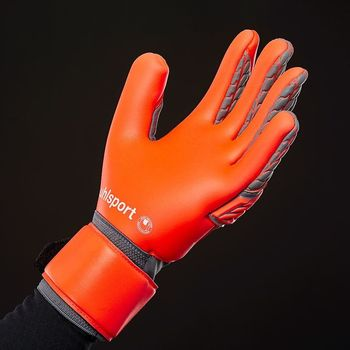 Вратарские перчатки UHLSPORT AERORED ABSOLUTGRIP REFLEX SR