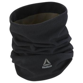Повязка на голову REEBOK ACT ENH WINTER NECK BLACK/ARMYGR