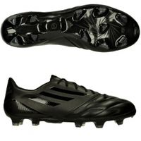Бутсы ADIDAS F50 ADIZERO FG LEATHER (Чёрный)